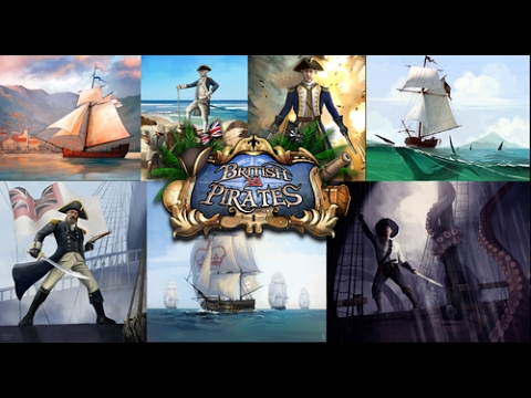 British Vs. Pirates