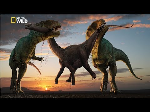 National geographic - T Rex (Tyrannosaurus Rex) - New Documentary HD 2018