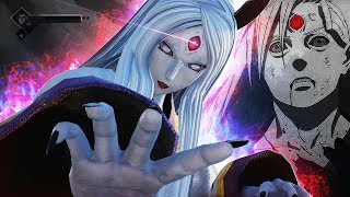 MADARA UCH... Oh Wait (KAGUYA IS TRASH) Kaguya GAMEPLAY! ONLINE Ranked Match! Jump Force Gameplay