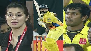 Powerful Shots By VIKRANTH & VISHNU VISHAL put Chennai in Lead Vs Kolkatta. Celebrity Cricket League