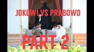 Download Video JOKOWI vs PRABOWO PART 2 MP3 3GP MP4