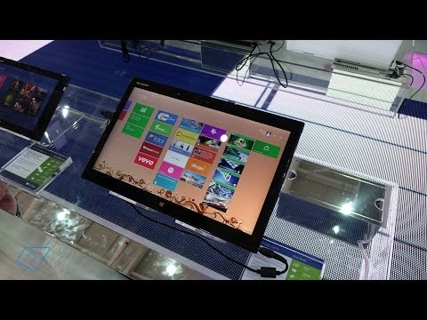 Sharp Merilis: 15,6 Zoll 4K Tablet im Hands-On | tabtech.de