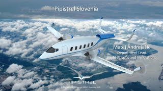 Panel Discussion with Matej Andrejašič from Pipistrel
