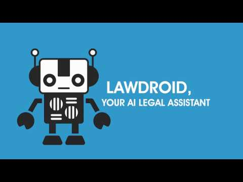 Legal Chatbots – The Next Frontier of Digital Transformation in Law (Video III – LawDroid)