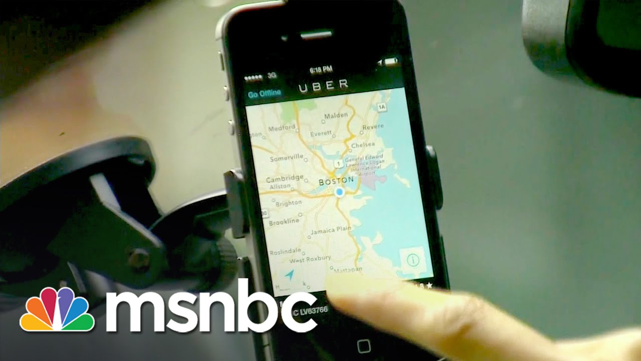 The Dark Side Of Uber | All In | MSNBC thumbnail
