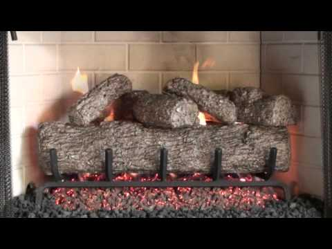 Peterson Real Fyre Live Oak Gas Logs