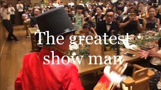 ザ・グレイテストショーマンTheGreatestShowmanweddingperformance