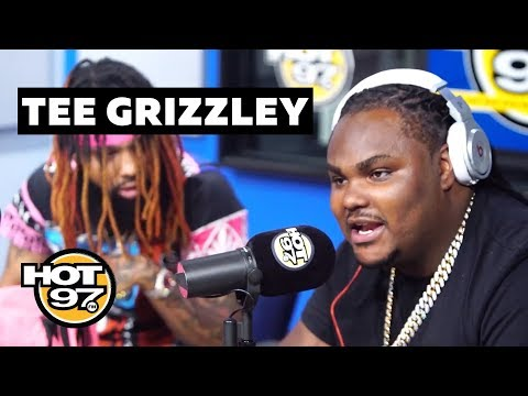 Flows For Days: Tee Grizzley Drops Fire Freestyle On Funk Flex!