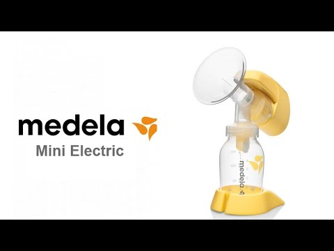 Medela молокоотсос электронный Mini Electric (Мини Электрик)
