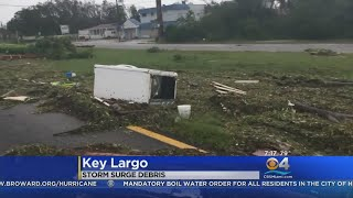 Monroe County Officials Make Their Way Back After Irma   Kholo.pk