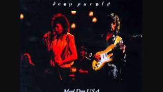 Deep Purple - Keyboard/Guitar Solo (From 'Mad Dog USA' Bootleg)