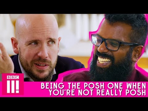 Being The Odd One At A House Party   Romesh Talks to Tom Allen About Being An Awkward Teenager