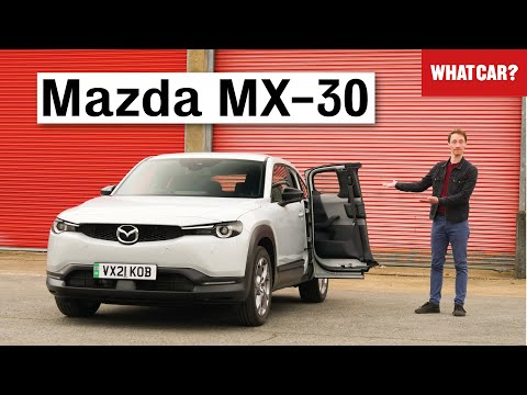 2021 Mazda MX-30 review – why it's a BRILLIANT (and TERRIBLE!!) electric SUV | What Car?