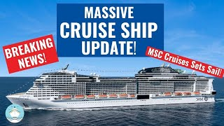 MAJOR CRUISE NEWS UPDATES! FACE MASKS AND COVID TEST REQUIRED TO CRUISE! CRUISES RESTART!