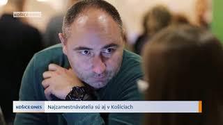 Top zamestnávatelia v Košiciach