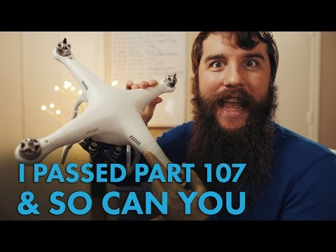 How To Study For & Pass The FAA Drone Test! - YouTube