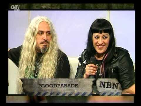 Bloodparade video Entrevista CM - Agosto 2015