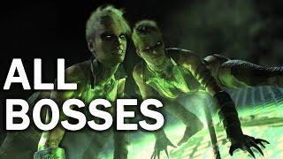 Batman Arkham Origins: All Bosses and Ending (4K 60fps)
