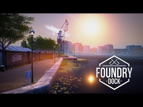 Dovetail Games Euro Fishing: Foundry Dock - Out Now! thumbnail