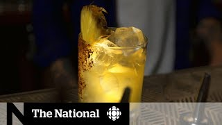 Bars focusing on alcohol-free cocktails for 'sober curious'