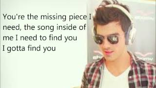 Gotta Find You Joe Jonas (Lyrics on screen)