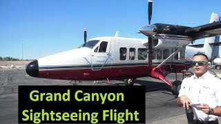 Grand Canyon - Visionary Tour │Grand Canyon Airlines