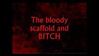 The GazettE  UGLY (Lyrics Video)