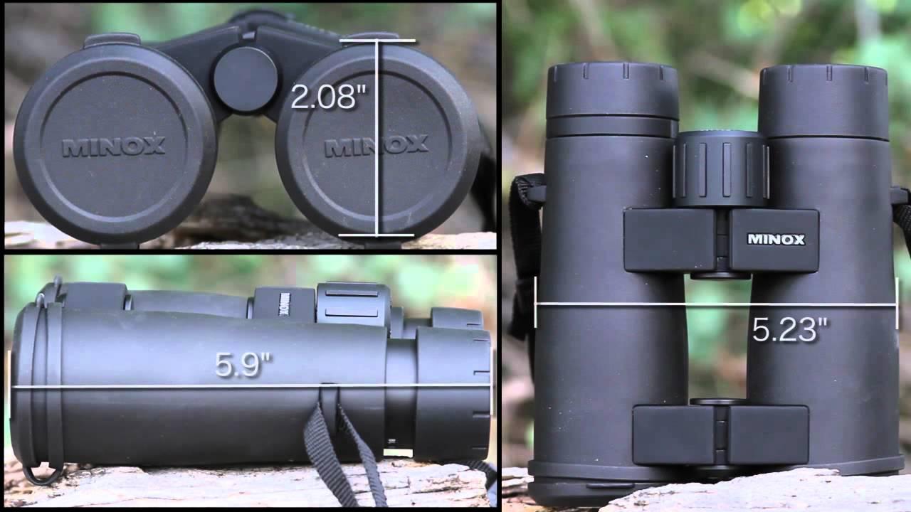 Видео о товаре Бинокль MINOX BL 10x44 BR