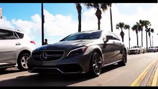 TOMYGONE - Fame (feat. ISH) / Mercedes Benz CLS 63 SAMG