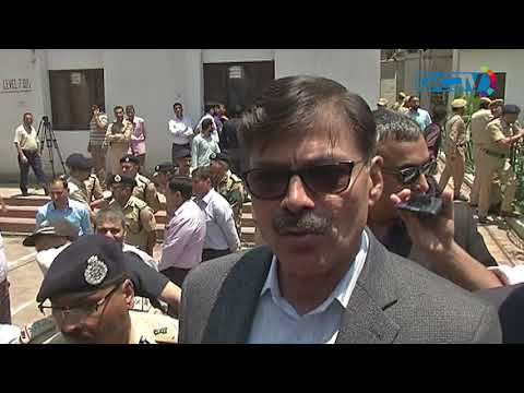 Tearful adieu to police inspector Arshid Khan slain in Anantnag attack