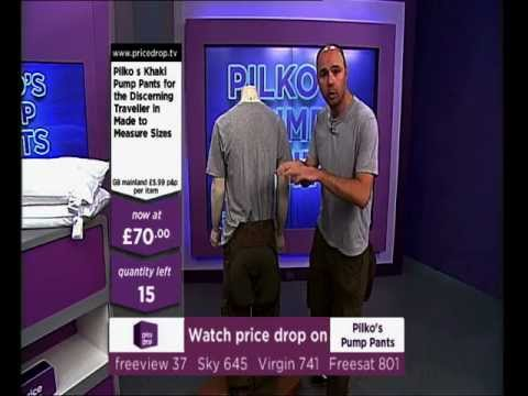 Karl Pilkington Sells his Invention