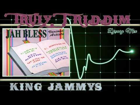 With Your Mercy Riddim Aka Truly Riddim 1992 [Jammys Records] Mix By Djeasy