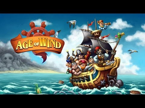 Age of Wind 3 - Universal - HD Gameplay Trailer