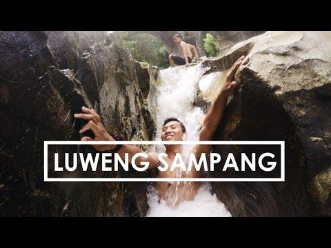 Fun Luweng Sampang, Jogja [Gopro]