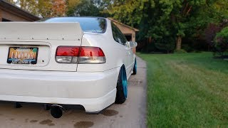 How To Install A Rear Camber Kit On A Civic
