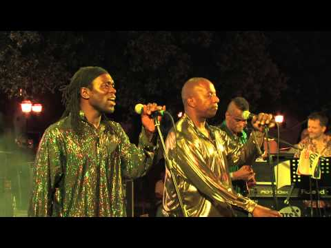 Jupiter- Ultimate Earth Wind & Fire (Live Music Fest 2012)