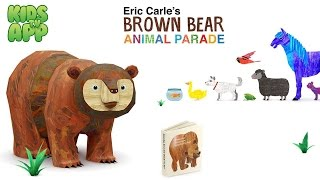 Eric Carle's Brown Bear Animal Parade (StoryToys Entertainment Limited) - Best App For Kids
