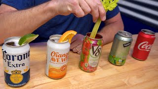🍻 Remove The Top Of Aluminum Cans With This Tool!
