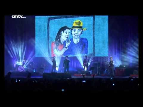 Joaquín Sabina video Ahora qué - Vivo Septiembre 2014