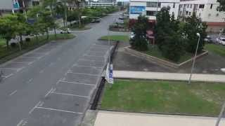 preview picture of video 'DJI inspire 1 park city Bintulu'