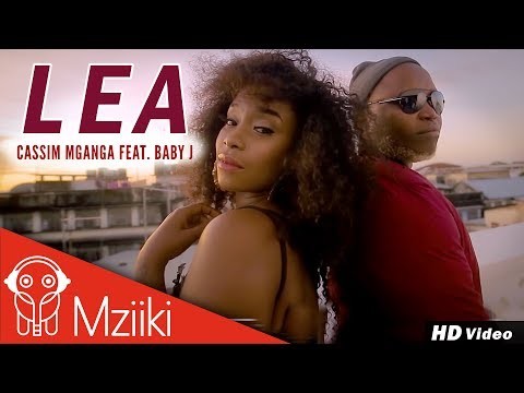 Kassim Mganga Feat. Baby J | Lea | Official Music Video