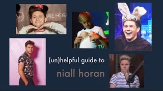 (un)helpful guide to niall horan
