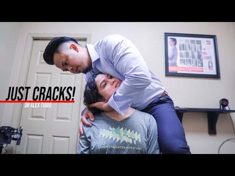 INCREDIBLE CRACKS 😱 | Chiropractic Crack & Y Strap Adjustments COMPILATION | Dr Alex Tubio