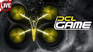 DCL The Game - Trial and Error mit Drohnen ???? - Drone Champions League The Game Livestream