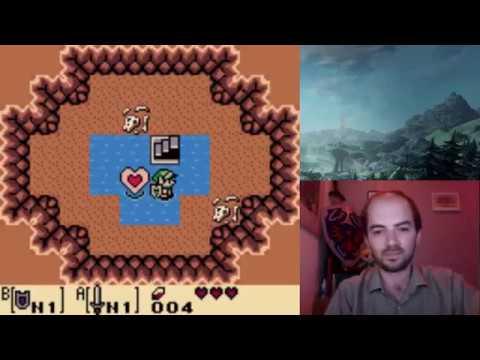 Link's Awakening - Live Gaming - Partie 1