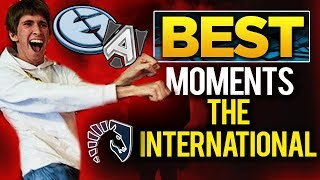 Best Moments of The International History – Dota 2
