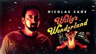 Willy's Wonderland (2021) Video