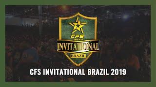CFS INVITATIONAL BRAZIL 2019 MATCH 1