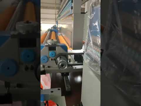 Single Roll Embroidery Machine
