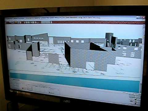Fox Blocks awarded project thru Beaty Masonry and 3D Estimating proposal